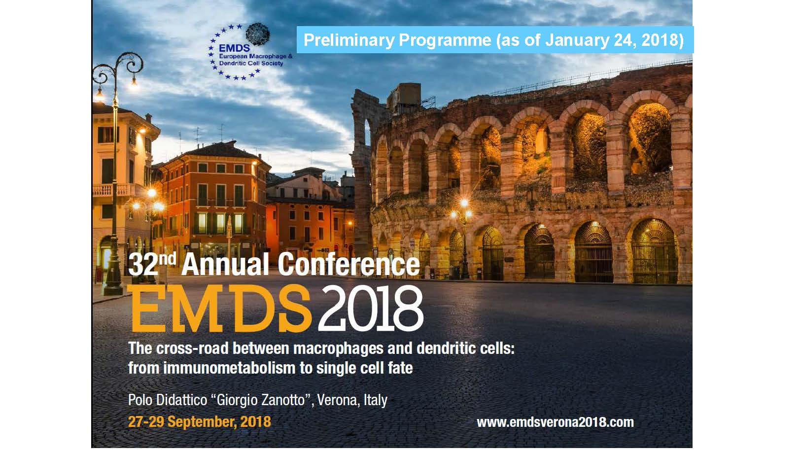 Preliminary programme 32nd Annual EMDS conference-Verona-Sep.27-292018-as-of-Jan 242018_Seite_1