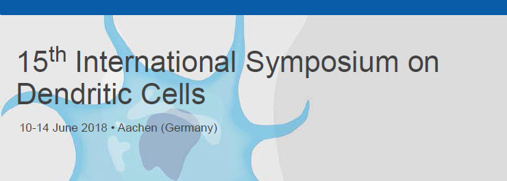 15th International Symposium on Dendritic Cells